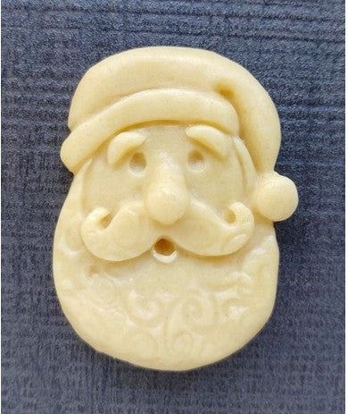 Santa Face Cookie Mold