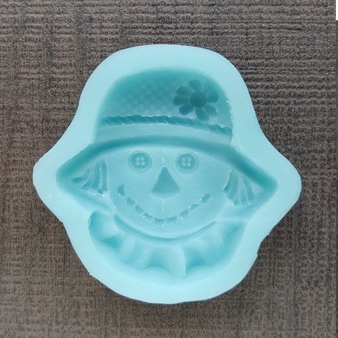 Scarecrow Silicone Cookie Mold