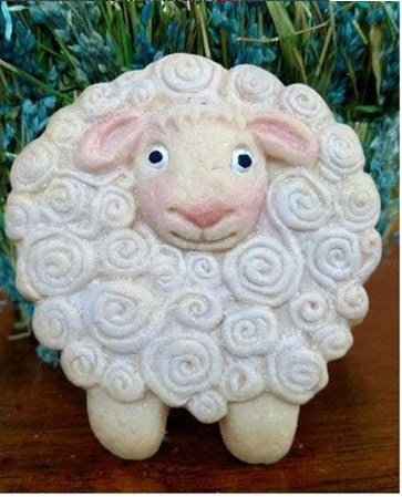 Woolly Lamb/ Sheep Cookie Mold