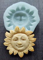 Sun Silicone Cookie Mold