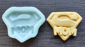 Super Mom Silicone Cookie Mold