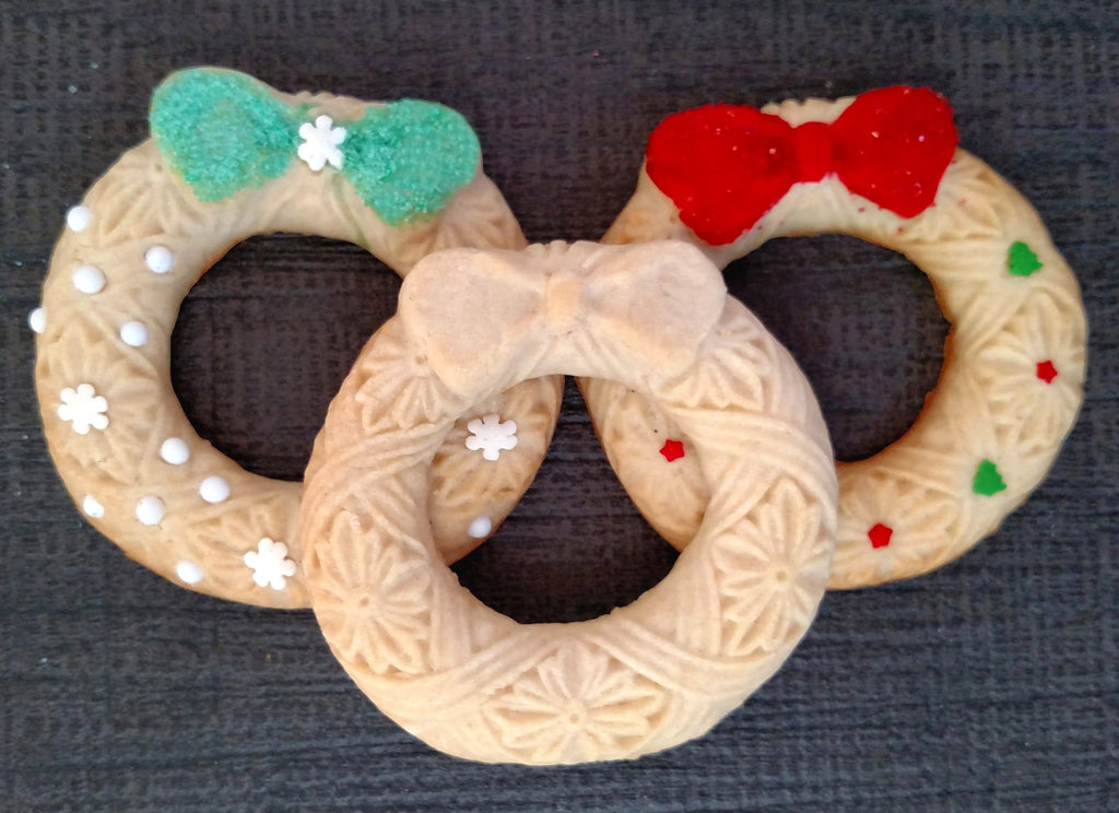 Wreath Cookie Mold