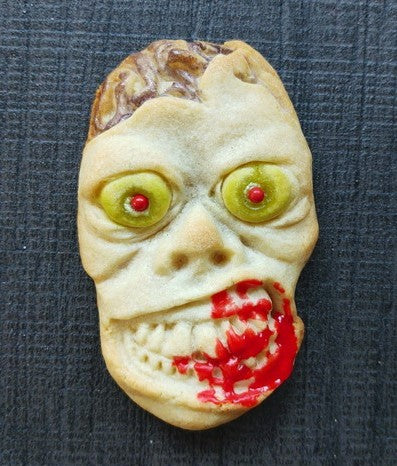 Zombie Silicone Cookie Mold
