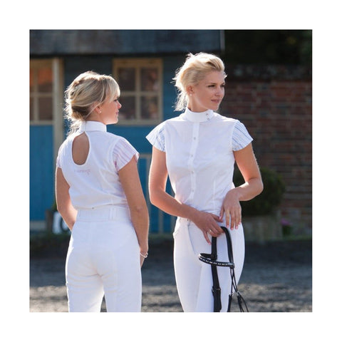 Equetech Candy Ikon Diamante Ladies Competition Shirt