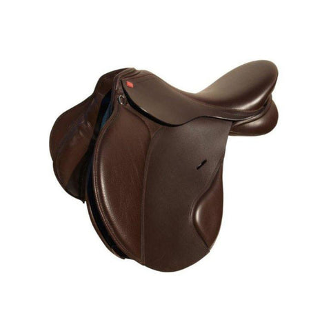 Clarke McKenzie Silver All Purpose Saddle