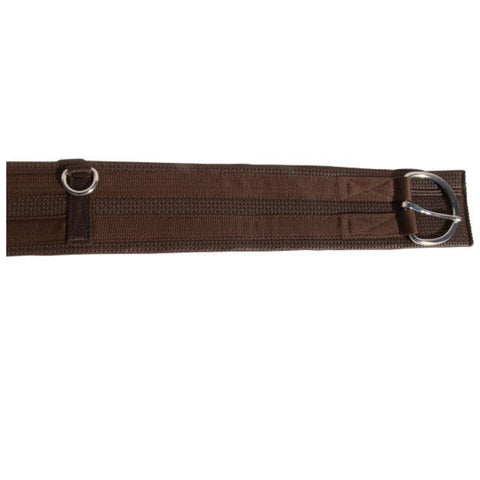 Clarke McKenzie Front Cinch with Half Flat Cinch Buckle