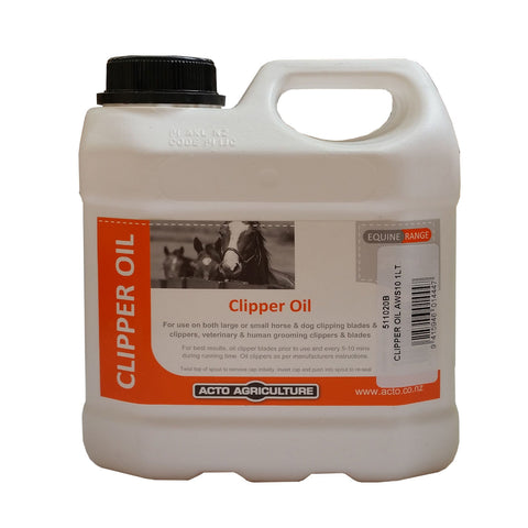 Acto Agriculture Clipper Oil 1L