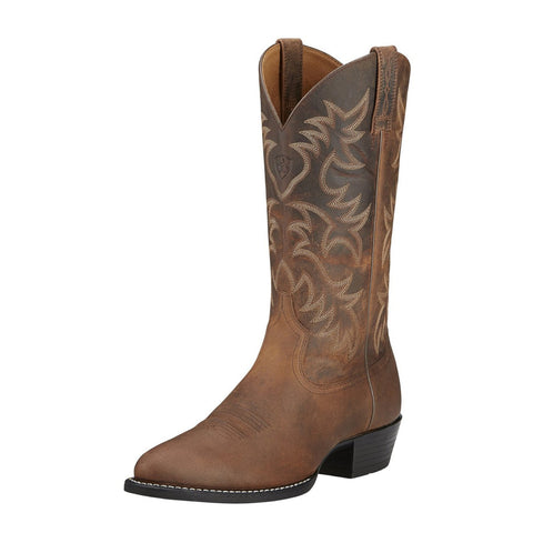 Ariat Men's Heritage Western R Toe