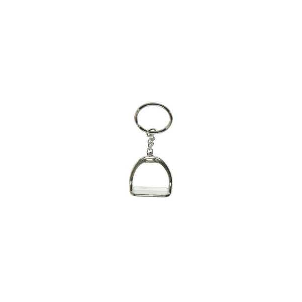 Stirrup key ring