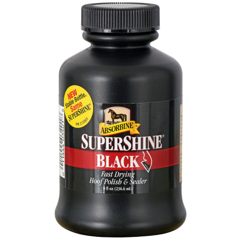Absorbine SuperShine® Hoof Polish and Sealer