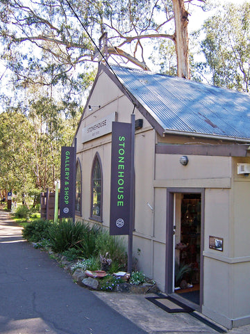 New Stockist - Stonehouse Gallery in Warrandyte - Leaf Seed Pod Shell