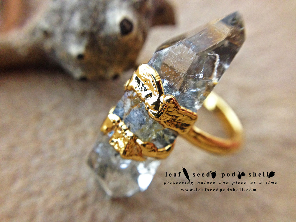 collection chimento yellow quartz accordi rings ring gold smoky