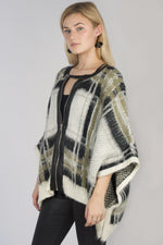 Patterned Cape
