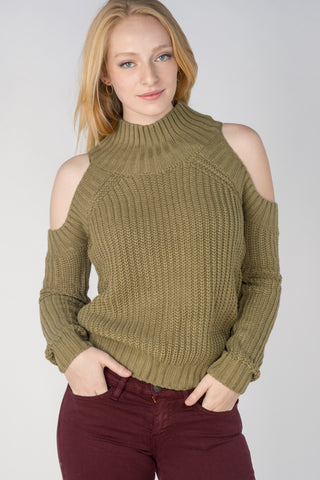 Cozy Chenille Sweater