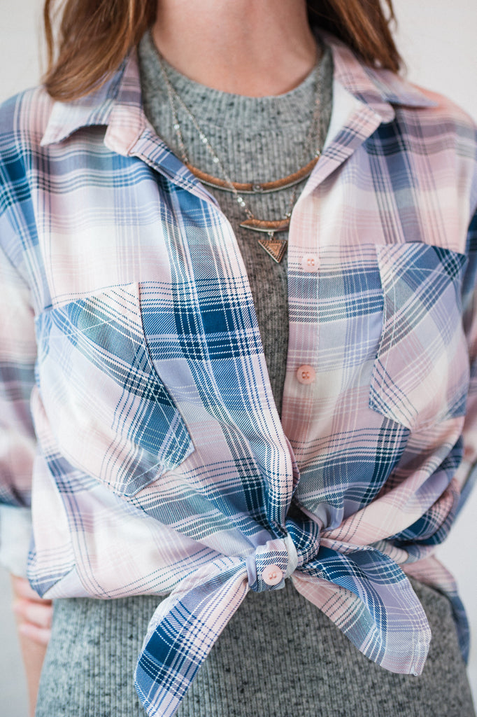 Sunset Plaid