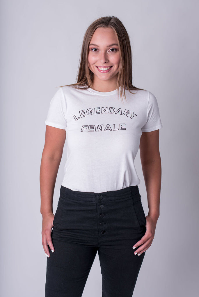Legendary Female Tee