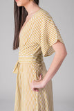 Sunshine Striped Dress