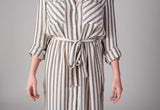 Knoxville Striped Dress