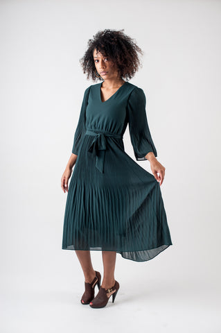 Belle Sleeve Dress