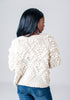 Bobble Cable Knit Cardigan