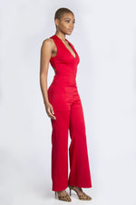 Criss Cross Jumpsuit