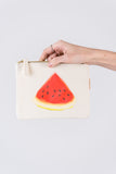 Watermelon Cosmetic Pouch