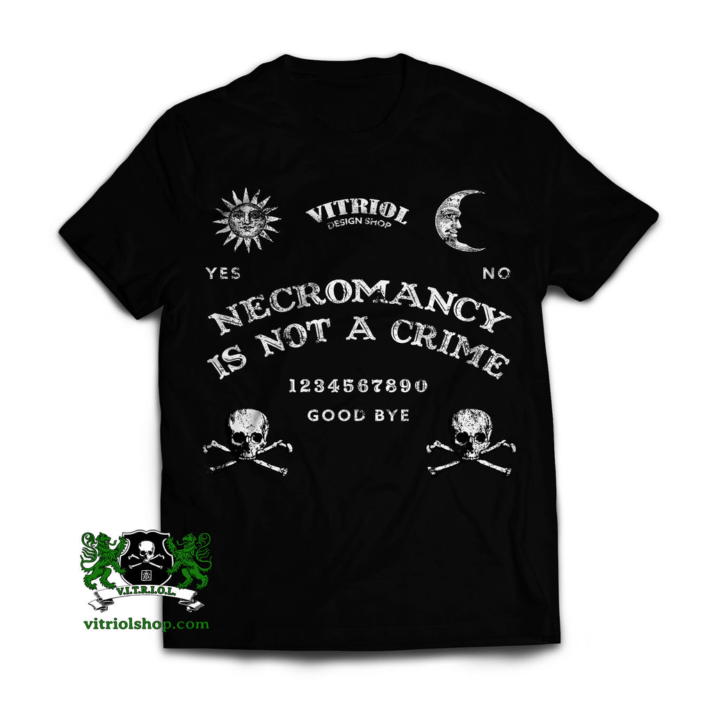 Necromancy T-Shirt - Black