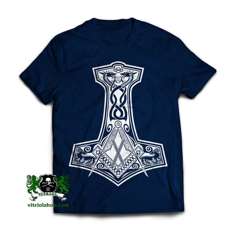 Norse Square & Compasses T-Shirt