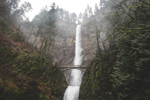 Exploring the PNW Waterfalls