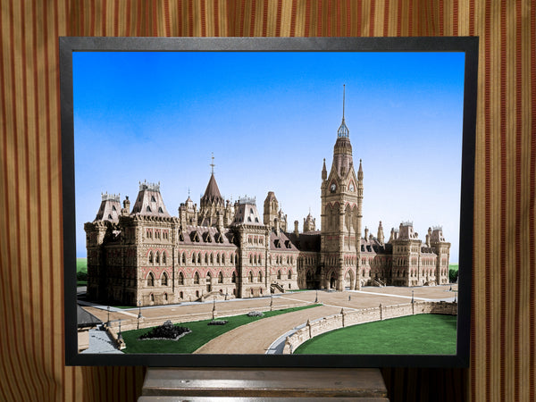 1900 Parliament Hill Centre Block