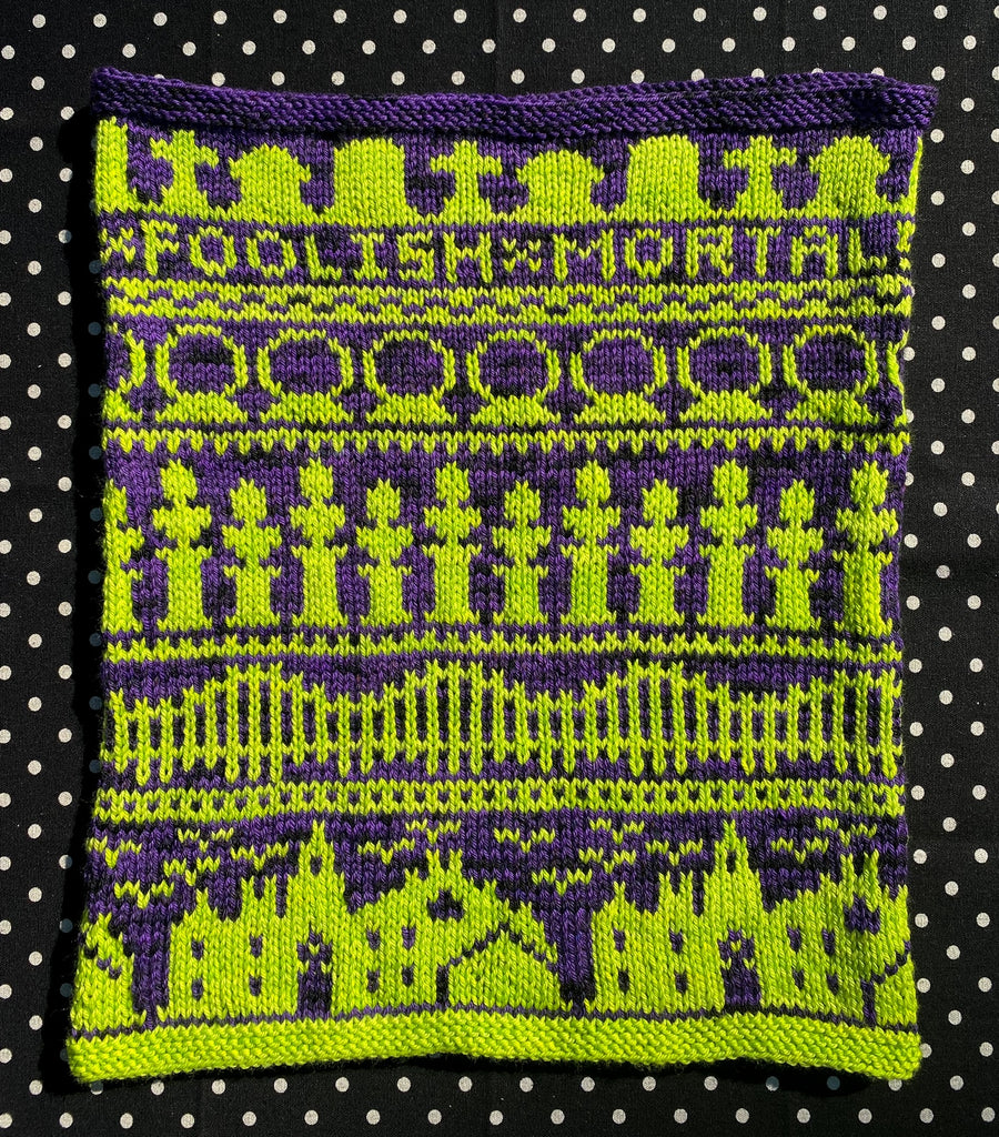 Haunted Mansion Cowl set