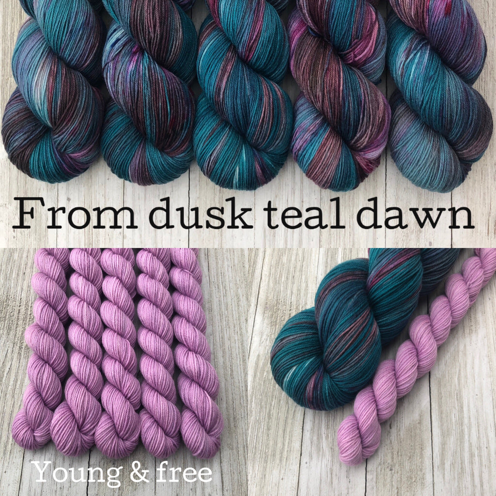 From Dusk Teal Dawn & Young and Free