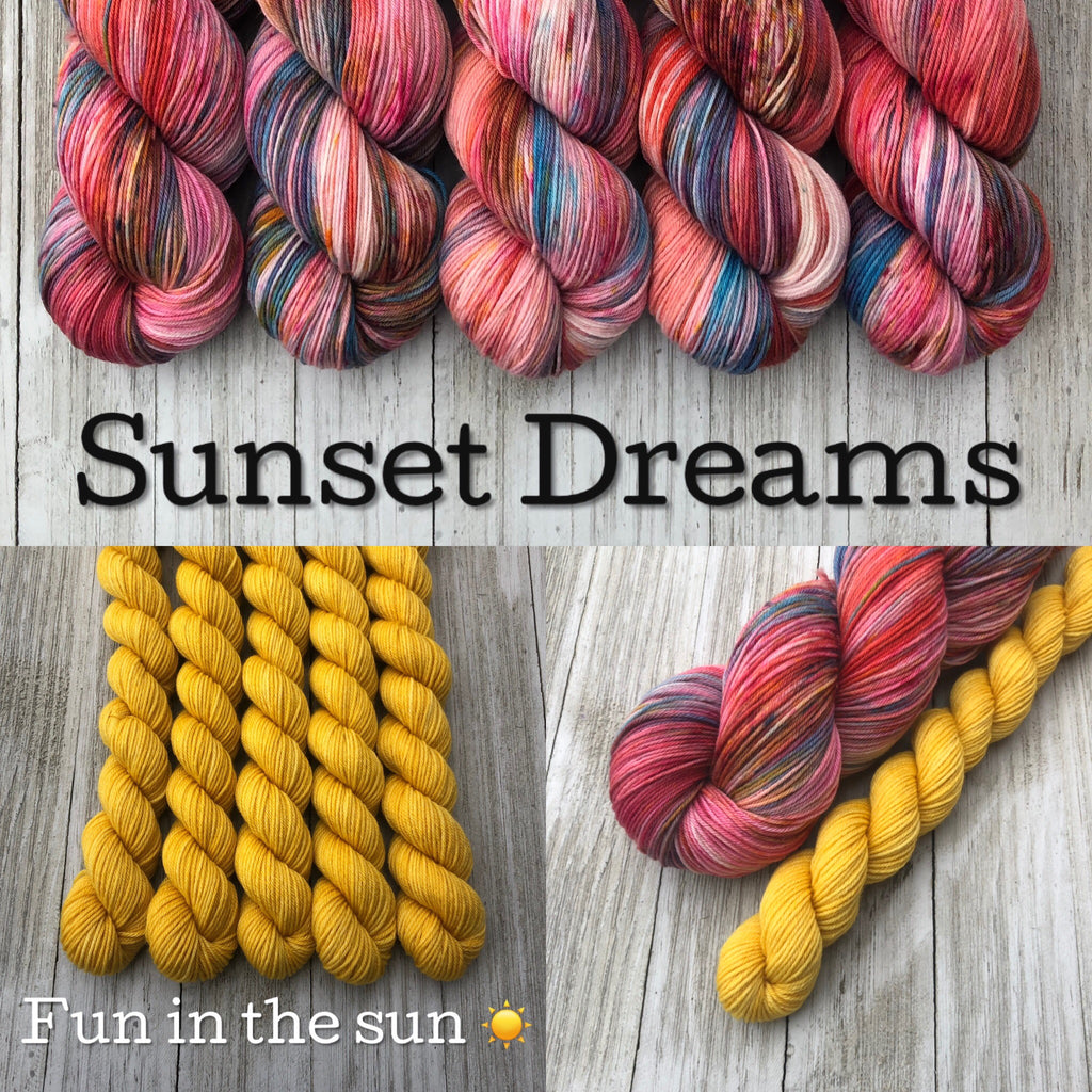Sunset Dreams & Fun in the Sun