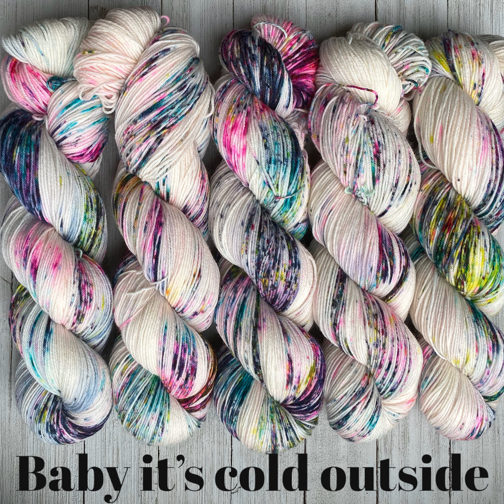 It's cold outside & northern lights micro set