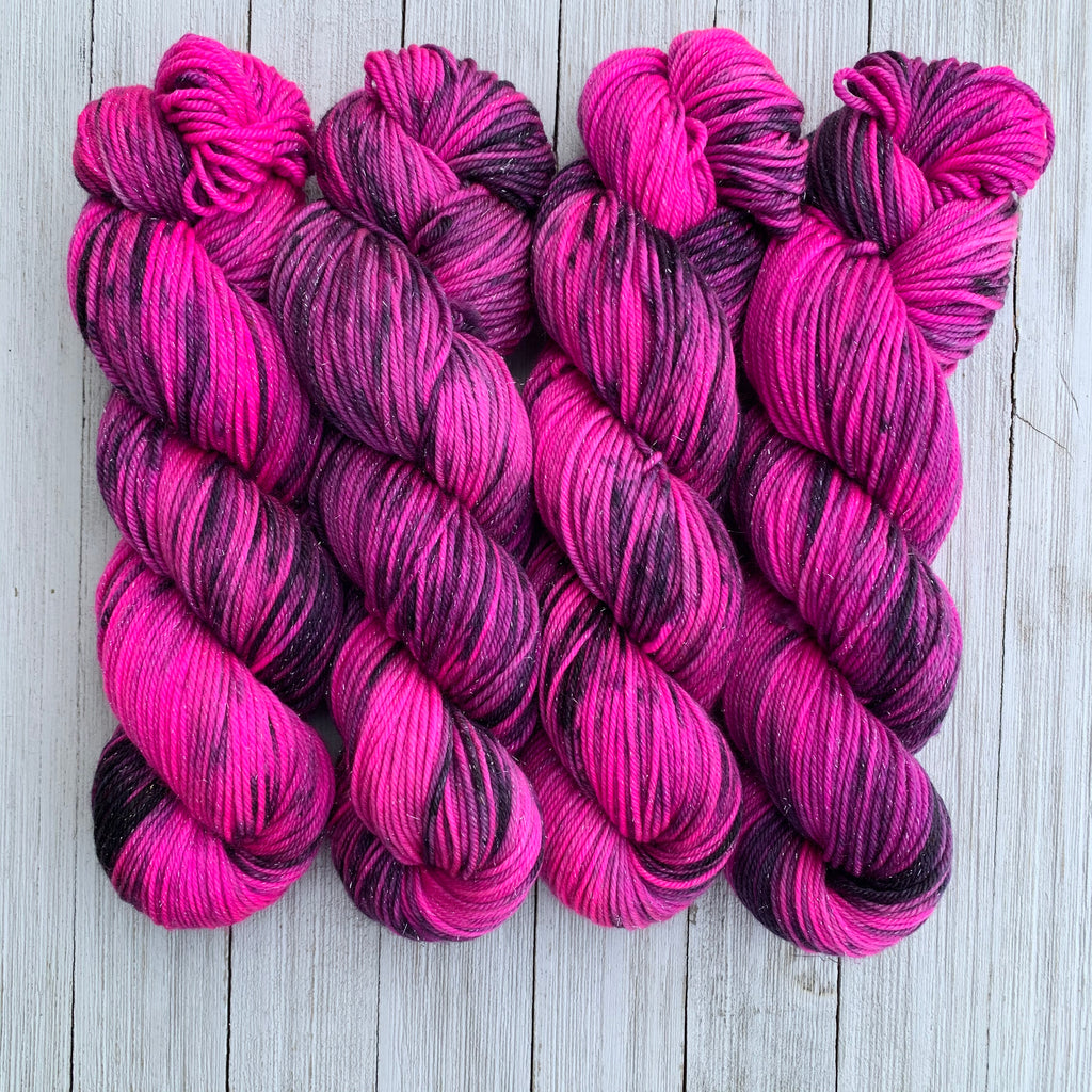 Death By Rainbows Glitter Paw DK