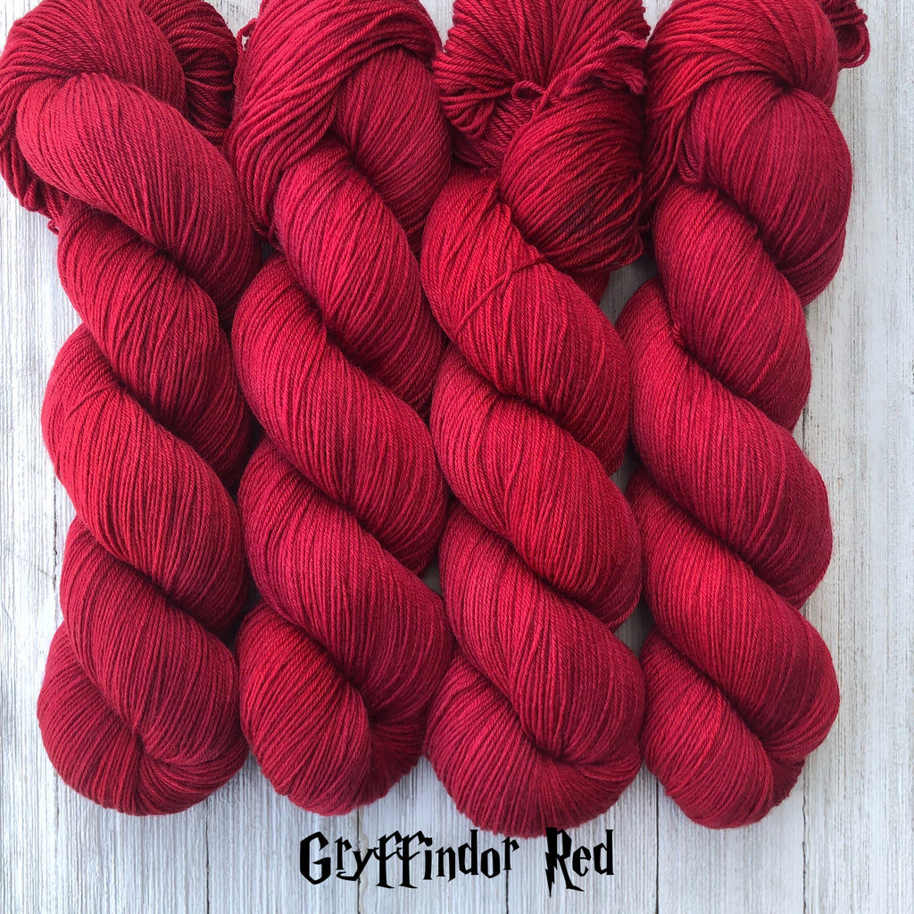 Gryffindor Red