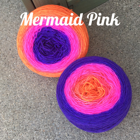 Mermaid Pink