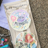 Let's all be Mermaids set of happiness