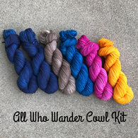 All those who wander cowl kit
