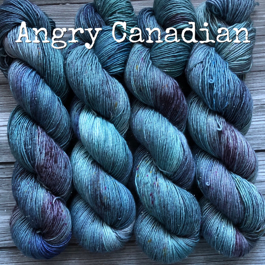Angry Canadian