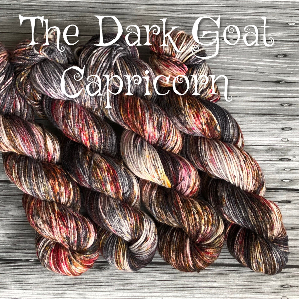 The Dark Goat Capricorn