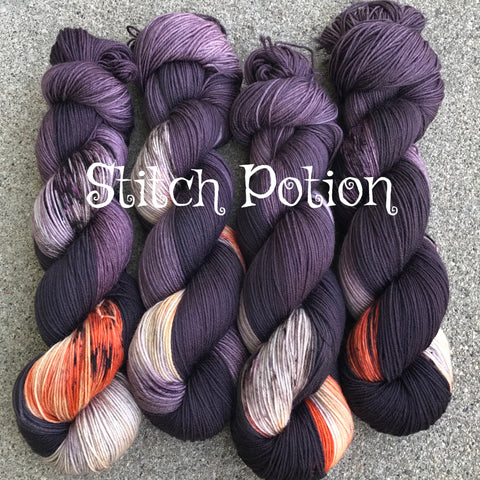September Color of the month : Stitch Potion
