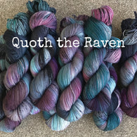 Quoth the Raven: October color of the Month