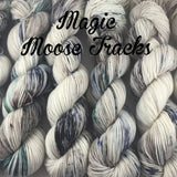 January Color of the Month Magic Moose Tracks