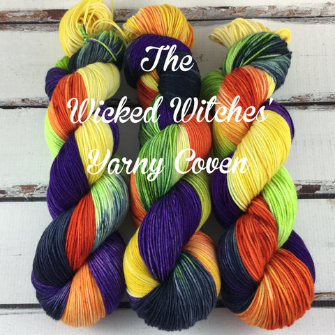 The Wicked Witches' Yarny Coven