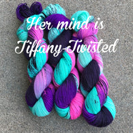 Her mind is Tiffany-Twisted