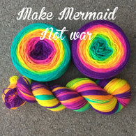 Make Mermaid Not War