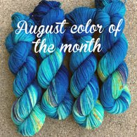 August Color of the Month: I have late night conversations with the Moon...🌙