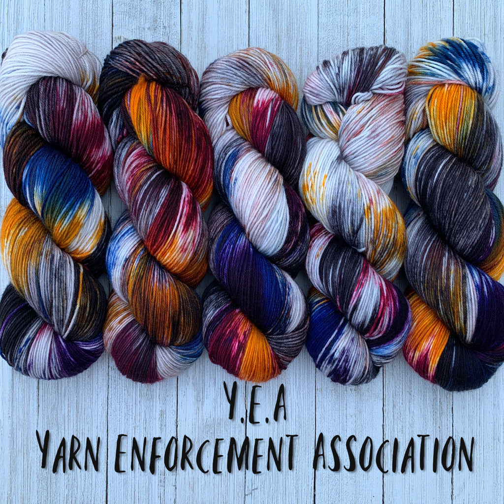 Y.E.A. Yarn Enforcement Association