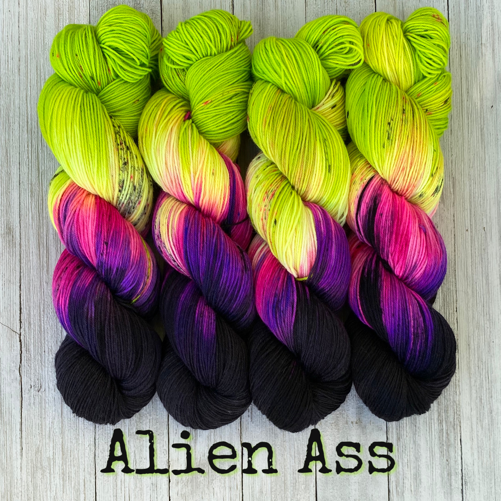 Little Bags of Ass: Alien Ass